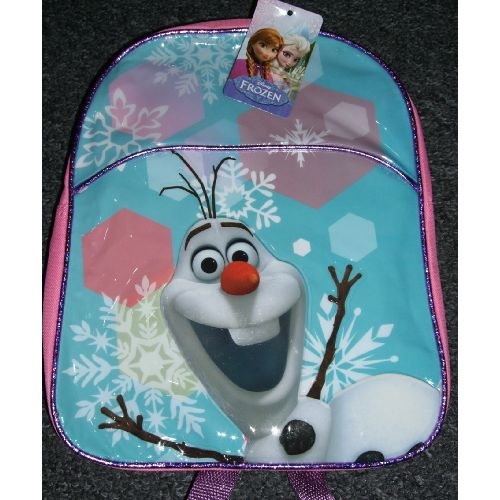 Disney Frozen Olaf Junior Backpack Childs Kids Rucksack School Nursery